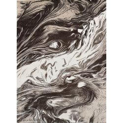 Kusový koberec Vals 8003 Beige