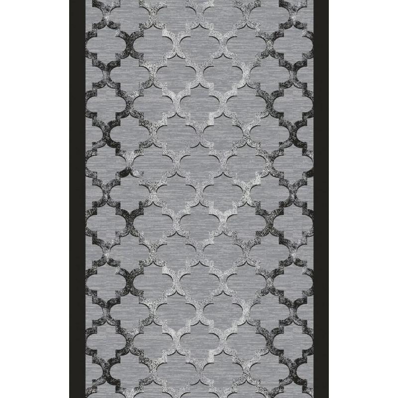 Protiskluzový běhoun na míru Zel 1017 Silver (Grey)