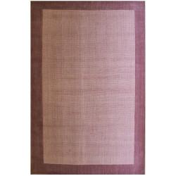 Ručně tkaný kusový koberec Easy Pink