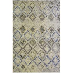 Ručně všívaný kusový koberec Indian Mystic