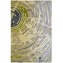 Ručně všívaný kusový koberec Magic Lines
