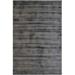 Ručně tkaný kusový koberec Simple Grey