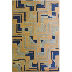 Ručně všívaný kusový koberec Abstract Mosaic