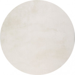 Kusový koberec Mambo 135 White kruh