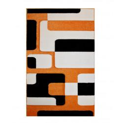 Kusový koberec Rumba 5240 oranžová