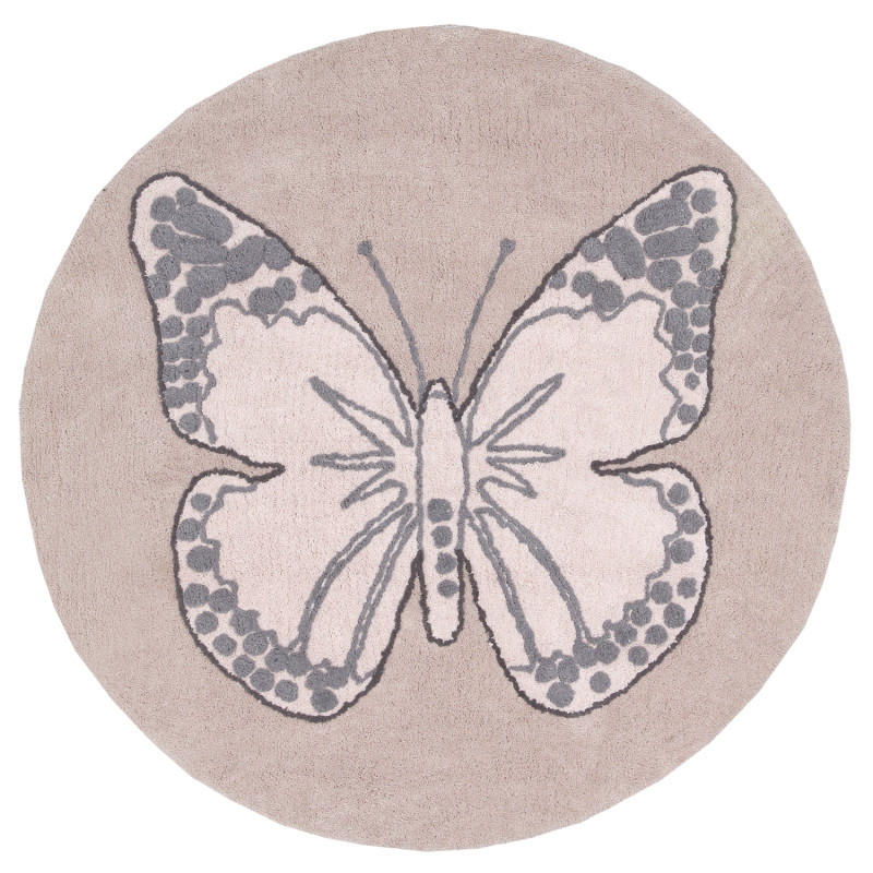 Ručně tkaný kusový koberec Butterfly