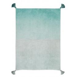 Ručně tkaný kusový koberec Ombré Emerald
