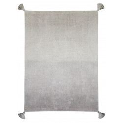 Ručně tkaný kusový koberec Ombré Dark Grey - Grey