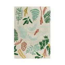 Ručně tkaný kusový koberec Botanic Plants