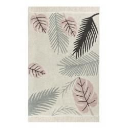 Ručně tkaný kusový koberec Tropical Pink