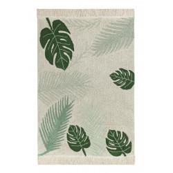 Ručně tkaný kusový koberec Tropical Green