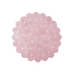 Ručně tkaný kusový koberec Little Biscuit Pink