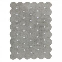 Ručně tkaný kusový koberec Biscuit Grey
