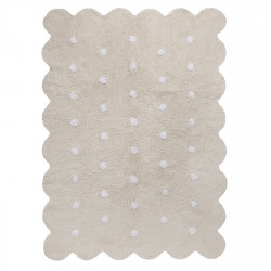 Ručně tkaný kusový koberec Biscuit Beige