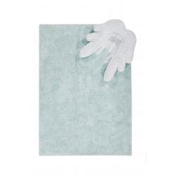 Ručně tkaný kusový koberec Puffy Wings