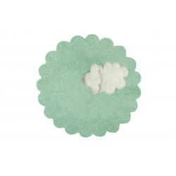 Ručně tkaný kusový koberec Puffy Sheep