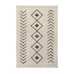 Ručně tkaný kusový koberec Bereber Rhombs