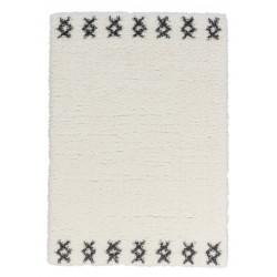 Kusový koberec Aversa 191000 Border Cream