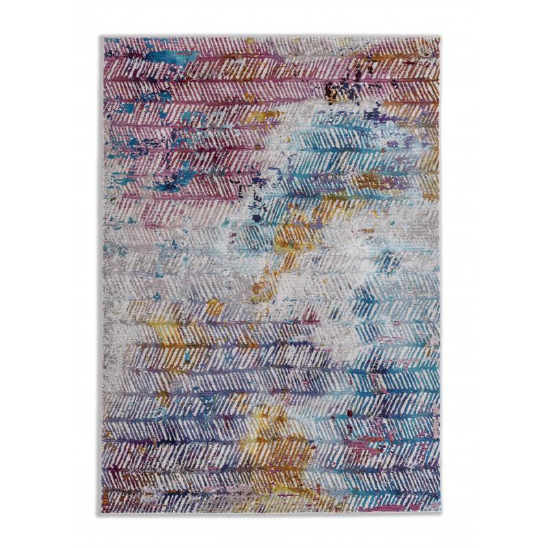 Kusový koberec Siena 187022 Blue Purple