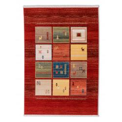 Kusový koberec Trani 192010 Gabbeh Box Red
