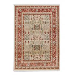 Kusový koberec Trani 194010 Border Red