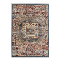 Kusový koberec Trani 195020 Orient Blue