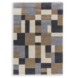 Kusový koberec Savona 191060 Squares Brown