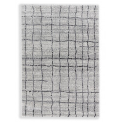Kusový koberec Savona 193005 Grid Grey