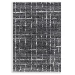 Kusový koberec Savona 193040 Grid Anthracite