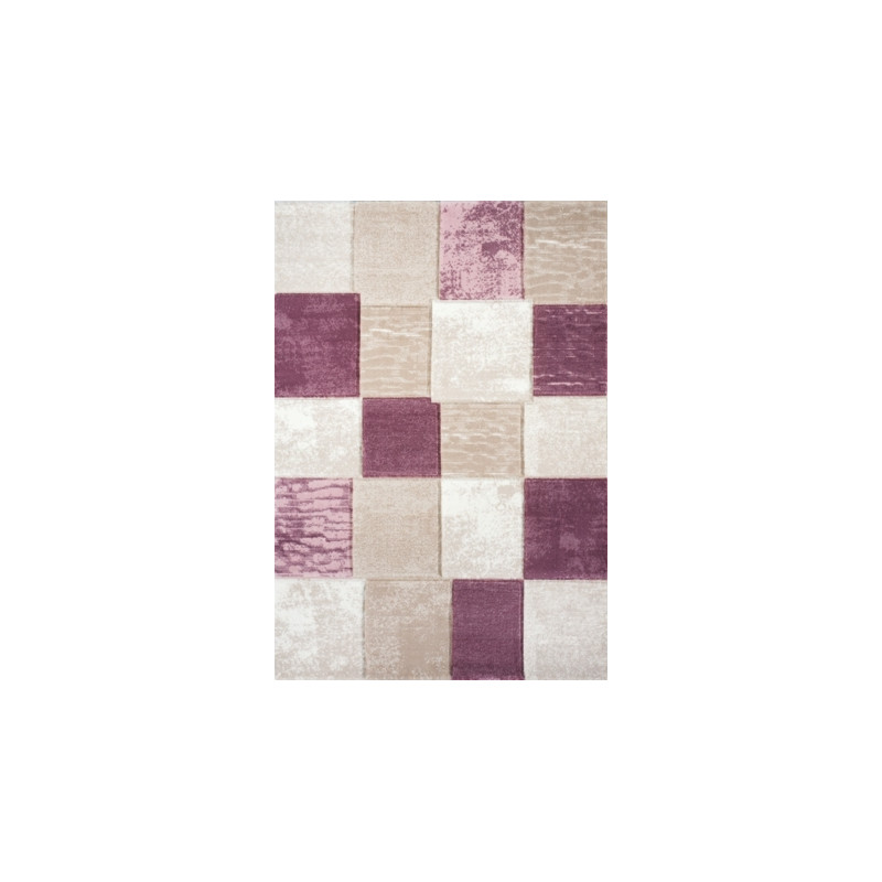 Kusový koberec Topaz pink 1166