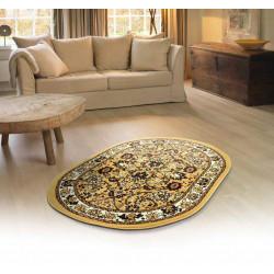 Kusový koberec TEHERAN-T 117/beige ovál