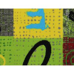 Metrážový koberec Alphabet 212