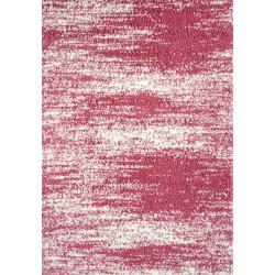 Kusový koberec Nizza červený