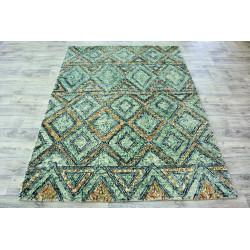 Ručně vyrobený kusový koberec Indie 36