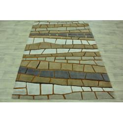 Ručně vyrobený kusový koberec Indie 44