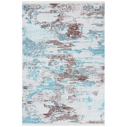 Kusový koberec Kunar 103950 Blue/Grey