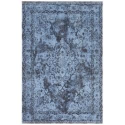 Kusový koberec Babur 103958 Blue/Anthracite