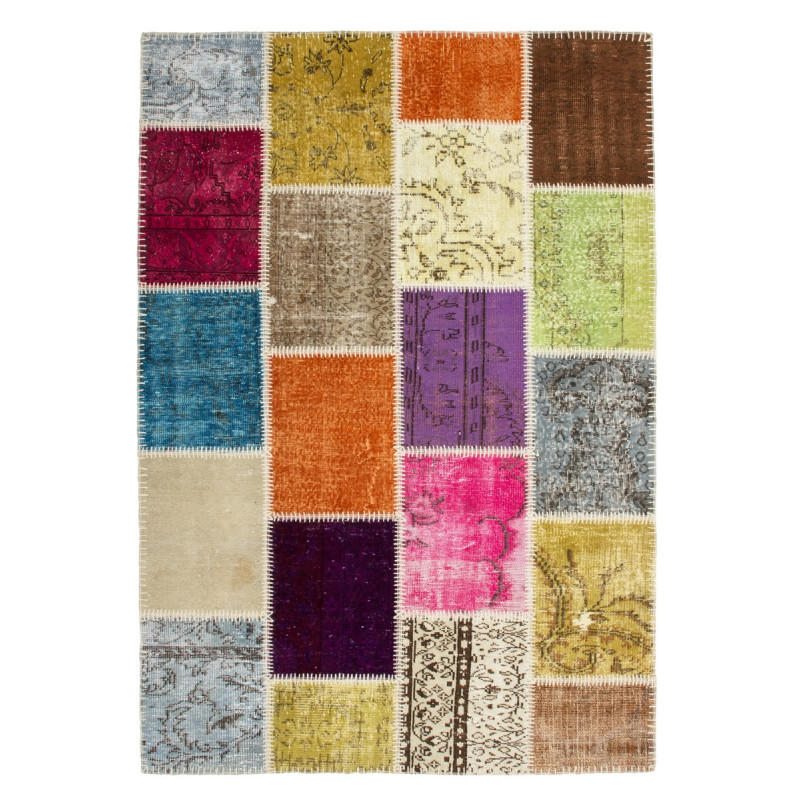 Ručně tkaný kusový koberec SPIRIT 550 MULTI