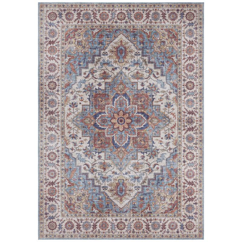 Kusový koberec Asmar 104002 Cyan/Blue