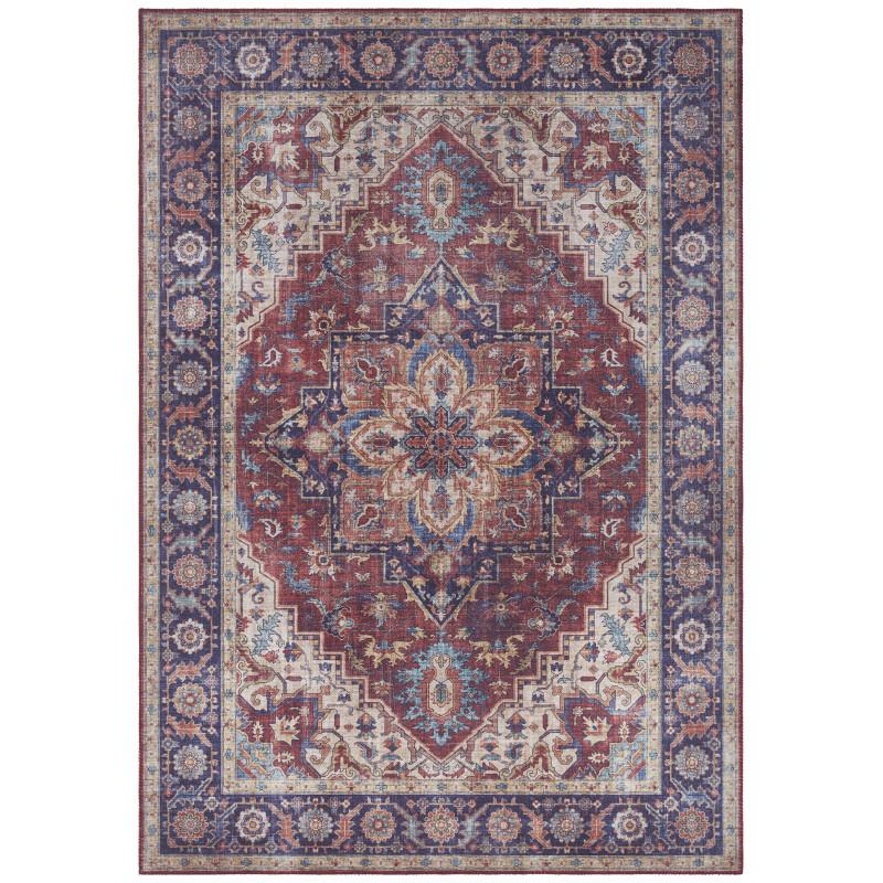 Kusový koberec Asmar 104000 Plum/Red