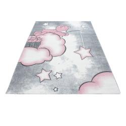 Kusový koberec Kids 580 pink