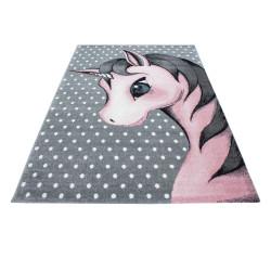Kusový koberec Kids 590 pink