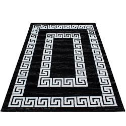 Kusový koberec Toscana 3120 black