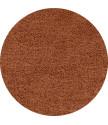 Kusový koberec Life Shaggy 1500 terra kruh