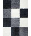 Kusový koberec Life Shaggy 1501 black