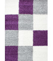 Kusový koberec Life Shaggy 1501 lila