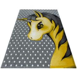 Kusový koberec Kids 590 yellow