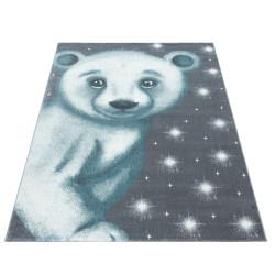 Kusový koberec Bambi 810 blue