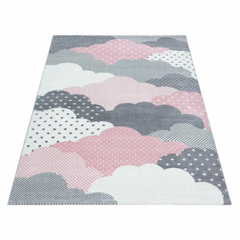 Dětský kusový koberec Bambi 820 pink