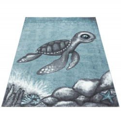 Kusový koberec Bambi 860 blue